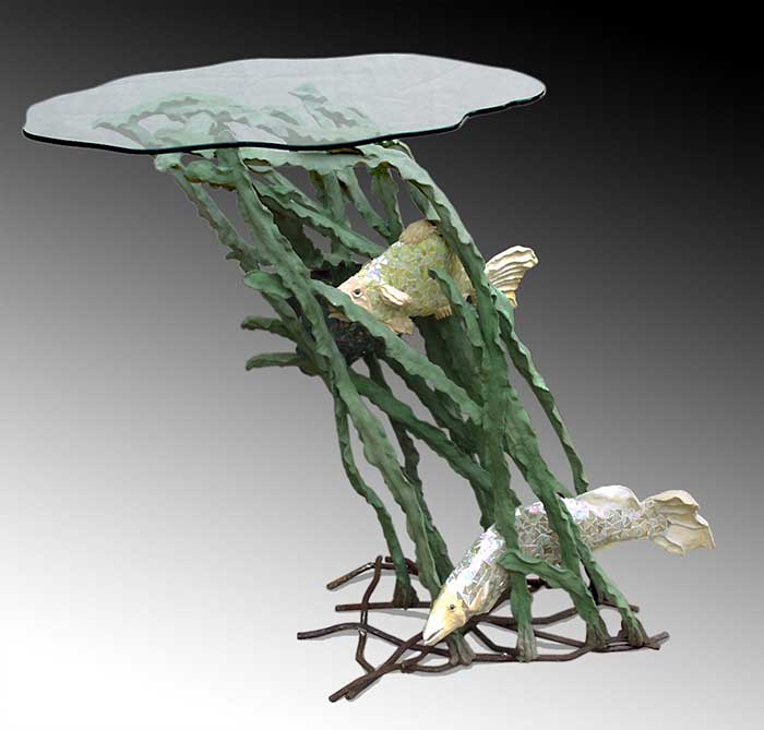 Seaweed Table